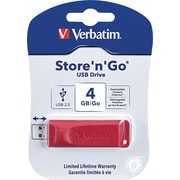 Verbatium 4GB Store N Go USB Flash Drive