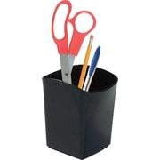Staples® Value Pencil Cup, Black
