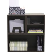 Foremost® Hold'ems 3-in-1 Modular Cube Storage System Kit, Espresso