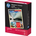 HP Premium Choice Laser Paper, 8-1/2in. x 11in., Ream