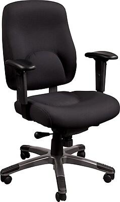 Staples Verdesol Fabric Task Chair Black