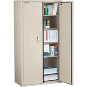 FireKing 1 Hour Fire Resistant 4-Shelf Storage Cabinet, Truck to Loading Dock