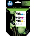 HP 940 Color Ink Cartridges (CN065FN), Combo 3/Pack