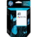 HP 41 Tri-color Ink Cartridge (51641A)
