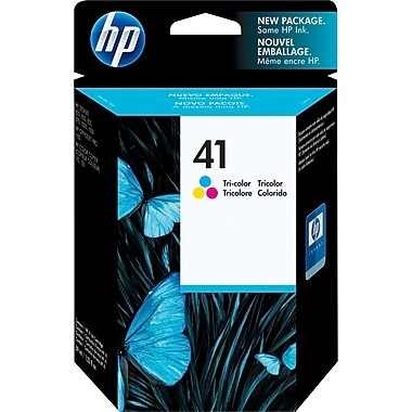 HP 41 Tricolor Ink Cartridge (51641A)