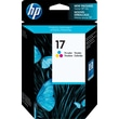 HP 17 Tricolor Ink Cartridge (C6625A)