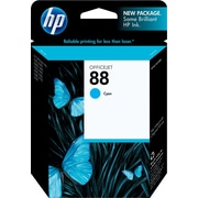 HP 88 Cyan Ink Cartridge (C9386AN)