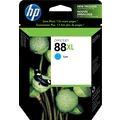 HP 88XL Cyan Ink Cartridge (C9391AN), High Yield