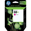 HP 88XL Magenta Ink Cartridge (C9392AN), High Yield