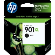 HP 901XL Black Ink Cartridge (CC654AN), High Yield