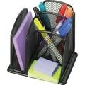 Safco® Onyx Mesh Mini Organizer
