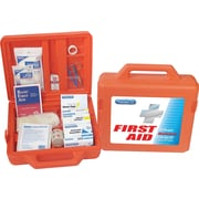 PhysiciansCare® Weatherproof First Aid Kit for up to 50 People, Contains 172 Pieces