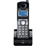 RCA 25055RE1 DECT 2-Line Cordless Expansion Handset, Black