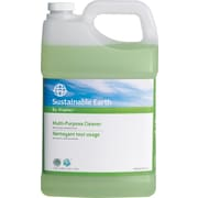 Sustainable Earth® by Staples® All Purpose Cleaner Refills, Ready To Use, 1 Gallon, 4/Ct