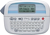 Brother® P-touch® PT-90 Personal Label Maker