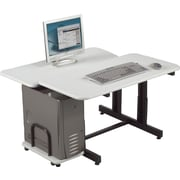 Balt® Split-Level Workstation, 36 Desk