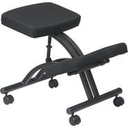Office Star™ Ergonomic Fabric Knee Chair