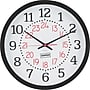 Staples® 14 Round Wall Clock