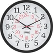 Staples® 14in. Round Wall Clock