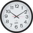 Staples® 14in. Round Atomic Wall Clock