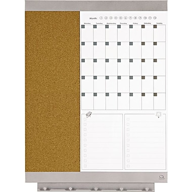 Quartet® Envi™ Calendar Combination Board, 23