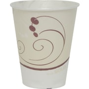 SOLO® Trophy Symphony Foam Hot/Cold Cups, 8 oz., 50/Pack