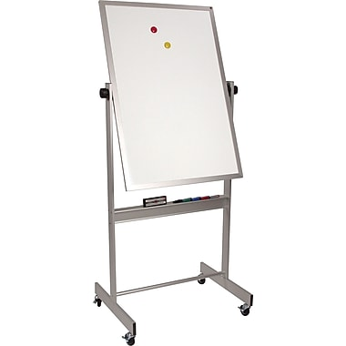 Best-Rite Reversible Dry-Erase Board, 30in. x 40in.