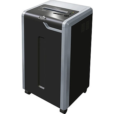Fellowes Powershred® C-325Ci 22-Sheet Jam Proof Cross-Cut Shredder