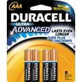Duracell Ultra AAA Batteries, 8/Pack