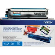 Brother Toner Cartridge, Cyan (TN210C)