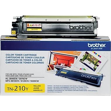 Brother TN-210Y Yellow Toner Cartridge