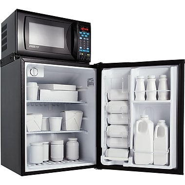 MicroFridge® 2.4 CU.FT Refrigerator & Microwave Combination, Black