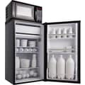 MicroFridge® 3.6 CU.FT. Refrigerator & Microwave Combination, Black