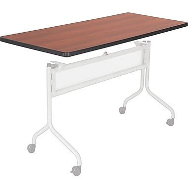 Safco® Impromptu™ 4' Mobile Training Table , Cherry