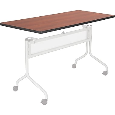Safco® Impromptu™ 5' Mobile Training Table , Cherry