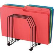Staples® - Classeur de dossiers en fil métallique, moyen