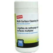 Staples Multisurface Cleaning Wipes (18241-CC)