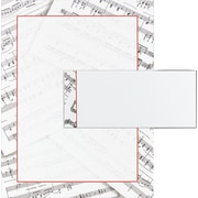 Great Papers® Sheet Music #10 Envelopes, 25/Pack