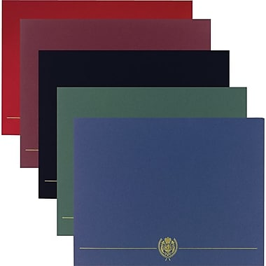Great Papers® Classic Crest Certificate Holders