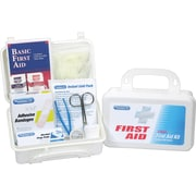 PhysiciansCare® 25 Person First Aid Kit, Contains 113 Pieces