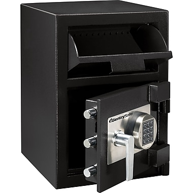 Sentry® Safe .94 cu. ft. Depository Safe, Standard Delivery