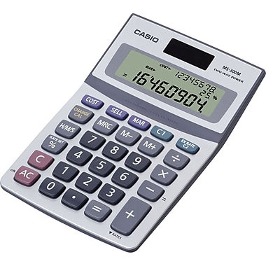 Casio MS-300M 8-Digit Display Calculator