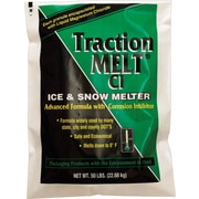 Scotwood Industries Traction Melt®, Melts to 0 Degrees, 50 lbs., Bag