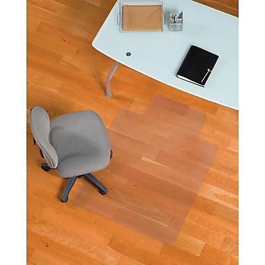 Staples® - Sous-chaise pour plancher, traditionnel, 36 x 48 po