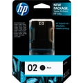 HP 02 Black Ink Cartridge (C8721WN)