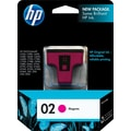 HP 02 Magenta Ink Cartridge (C8772WN)