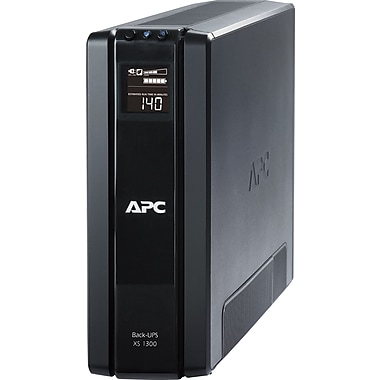 APC Back-UPS® XS 1300VA 10-Outlet Power-Saving UPS