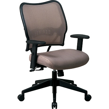 SPACE® VeraFlex™ Mesh Deluxe Manager's Chair, Latte