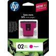 HP 02XL Magenta Ink Cartridge (C8731WN), High Yield