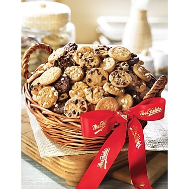 Mrs. Fields Original Cookies, Nibblers Basket, 200 Pieces